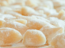 Gnocchi, Italian Pasta Royalty Free Stock Photography