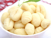 Gnocchi Stock Photography