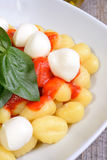 Gnocchi Sorrento Stock Photography