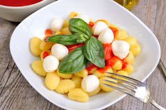 Gnocchi Sorrento Stock Photos
