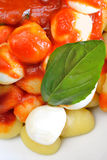 Gnocchi Sorrento Stock Images