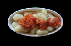Gnocchi Stock Photo