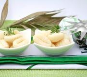 gnocchis ιταλικά Στοκ εικόνα με δικαίωμα ελεύθερης χρήσης