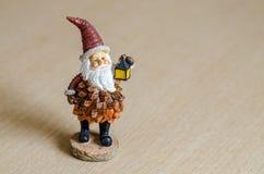 Gnome à la maison Photographie stock