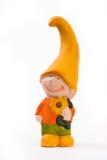 gnome мальчика Стоковые Фотографии RF
