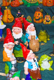 gnome сада Стоковое Изображение