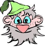 Gnome lizenzfreie abbildung