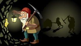 Gnome Lizenzfreies Stockbild
