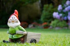 Gnome Fotografie Stock