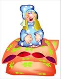 Gnome Stockbild