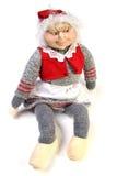 Gnome christmas santa Royalty Free Stock Image
