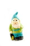 Gnome da lanterna fotos de stock