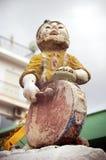 Gnome de jardin Photos libres de droits