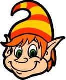Gnome de visage Photographie stock