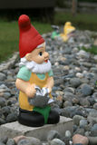Gnome del giardino Fotografia Stock Libera da Diritti