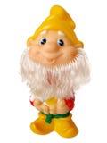 Gnome del giocattolo di divertimento   Fotografia Stock