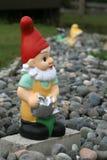 Gnome do jardim Foto de Stock Royalty Free