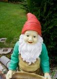 Gnome do jardim Imagem de Stock Royalty Free