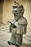 Gnome statue Stock Image
