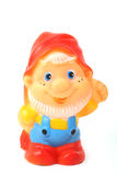 Gnome toy Royalty Free Stock Image