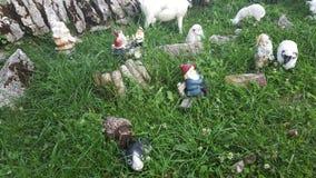 gnomes fotografia de stock royalty free