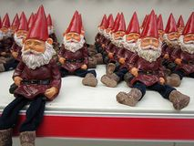 Gnomes Stock Photography