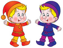 Gnomes Royalty Free Stock Image