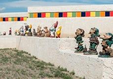 gnomes Photographie stock libre de droits