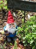 Gnomo do jardim Foto de Stock Royalty Free
