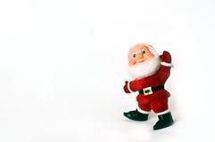 Gnomo en blanco Fotos de archivo libres de regalías