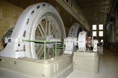 Générateur d'énergie électrique Images libres de droits