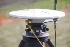 GNSS system obraz stock