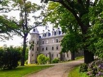 Gołuchów Castle, Poland. Castle in Gołuchów, Greater Poland Voivodeship, Poland Stock Images