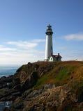 gołębi latarnia morska punkt Obrazy Stock