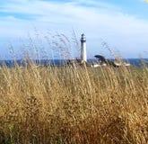 Gołębia punkt latarnia morska zdjęcia stock