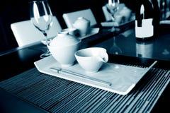 gość restauracji elegancki Obraz Royalty Free