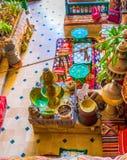 Gość restauracji w Sousse Zdjęcia Stock
