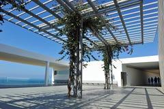 Gościa centrum Baelo Claudia w Tarifa, prowincja CÃ ¡ diz, Hiszpania fotografia royalty free