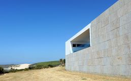 Gościa centrum Baelo Claudia w Tarifa, prowincja CÃ ¡ diz, Hiszpania obrazy royalty free