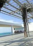 Gościa centrum Baelo Claudia w Tarifa, prowincja CÃ ¡ diz, Hiszpania obraz royalty free