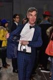 Goście cieszą się prezentację Nick Graham podczas Nowy Jork mody tygodnia mężczyzna spadku, zimy/2016 Zdjęcia Royalty Free