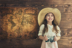 Go on an adventure! royalty free stock images