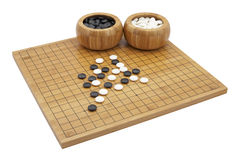 GO boardgame Royalty Free Stock Images
