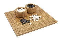 GO boardgame Stock Photos