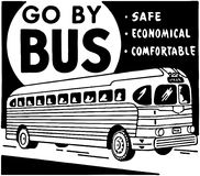 Go By Bus Stock Photography
