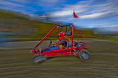 Go Cart 1 Royalty Free Stock Photo