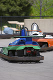 Go Carts Stock Photography
