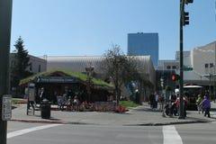 Gościa centrum informacyjne zdjęcie stock