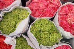 goździków zieleni menchie Obrazy Royalty Free
