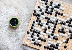 GO (Game) Stock Photo